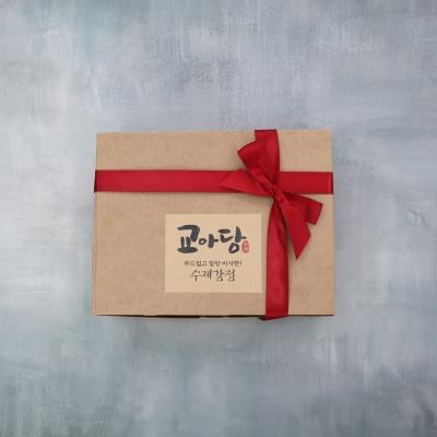 교아당강정선물세트(중,24개)