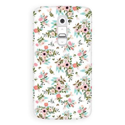 [테마케이스] Floral Garden 1 (LG G2)
