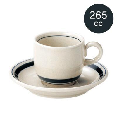 카네수즈 인디고 커피잔세트 265cc