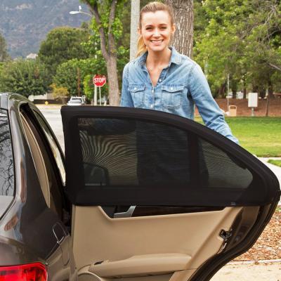 운전석 차량 자동차 창문 햇빛 가리개 커튼 선쉐이드