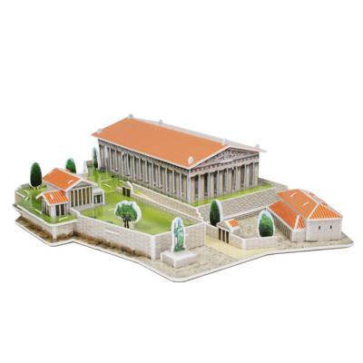 세계사 입체퍼즐 - 그리스 아테네 아크로폴리스