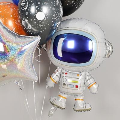 은박풍선 우주비행사 / 남자 어린이 생일파티 장식