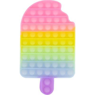 레인보우 푸쉬 팝 버블 - 아이스크림 6탄 (야광)
