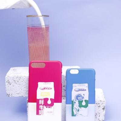 우유 슈퍼마켓 핸드폰케이스