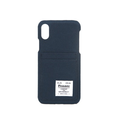 FENNEC C&S iPHONE X CASE - NAVY