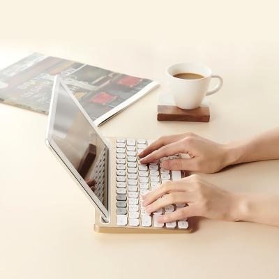 만렙 BK101 태블릿 멀티페어링 블루투스 키보드