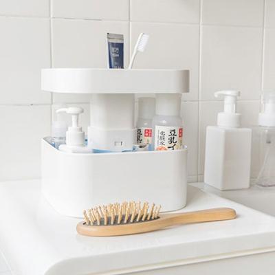코스메틱 화장품 정리함 욕실용 소품정리함