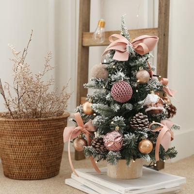 로맨틱크리스마스 파인스노우트리+전구풀세트[2color]