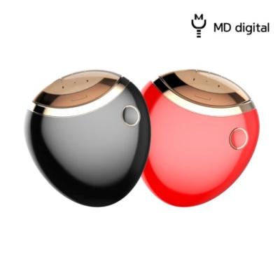 MD 네일케어 휴대용 자동 전동 손톱깎이 (블랙,레드)