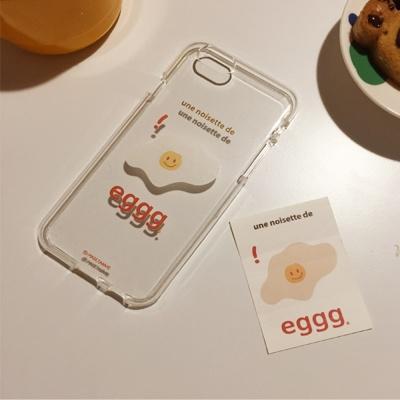 메이드파니 에그 핸드폰 젤리 아이폰 케이스