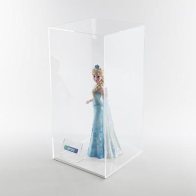 겨울왕국 엘사 피규어용 아크릴 박스 v150ws