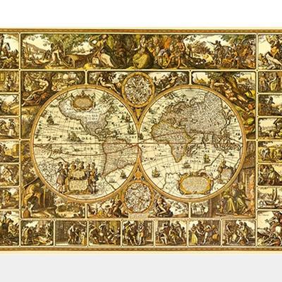 퍼즐 추천퍼즐 고전 세계 지도 500 피스 1000 피스 직소퍼즐