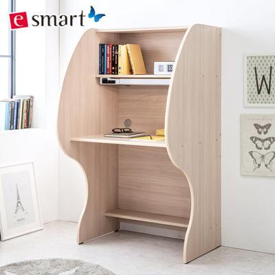 [e스마트] 보급형A 독서실책상+LED스탠드