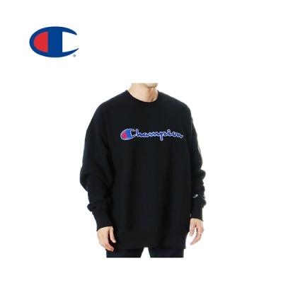 챔피온 GF70 리버스 위브 맨투맨 화이트 블랙 그레이