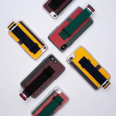 스매스 아이폰8플러스/7플러스 카드 보호 가죽케이스