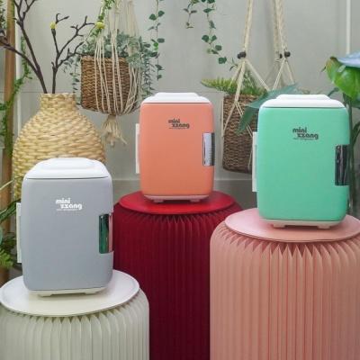 미니 소형 기숙사 원룸 차량 감성캠핑 냉온장고 MA-04