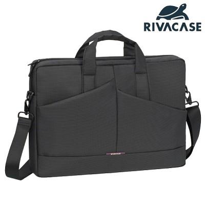 15.6형 노트북가방 RIVACASE 8731 (태블릿PC & 액세서리 수납 공간 / 서류가방)