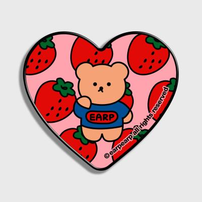 strawberry bear-pink(하트톡)