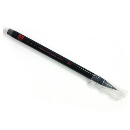 아카시아 수채화붓펜 - 은서색