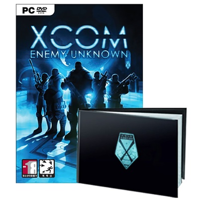 PC 엑스컴에너미언노운 + 아트북