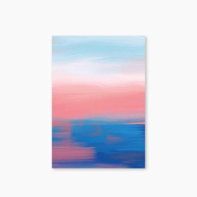 [Nature Watercolor Series] Type C - Sunset 유선노트