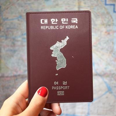 [1+1] [1+1 ]한반도 여권케이스