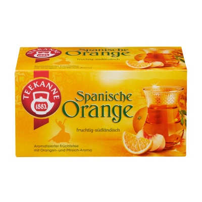 [티칸네] 스패니쉬 오렌지 20티백 (사과 앤 오렌지티)