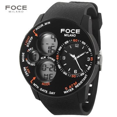 [FOCE] 포체 MILANO 멀티 남성 손목시계 FM1157B-WH