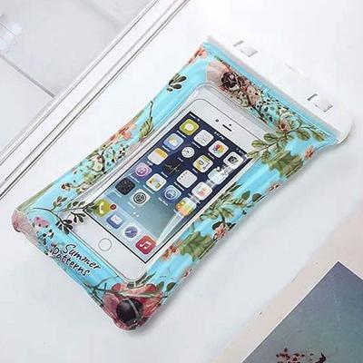 써머플라워 스마트폰 튜브 방수팩 IP8 휴대폰방수팩