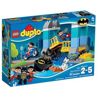 [레고 듀플로] 10599 듀플로 배트맨의 모험