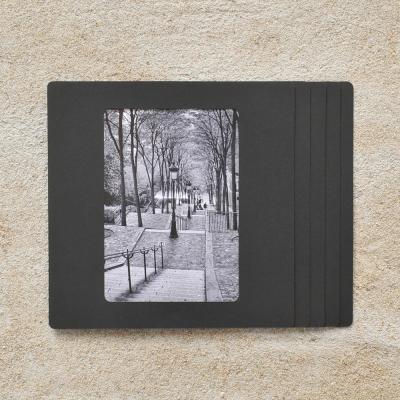 포토마운트 - 4x6 블랙 5매