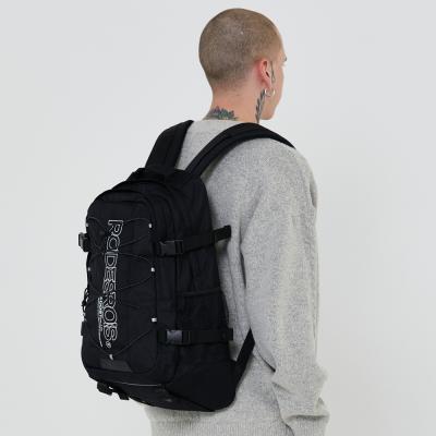 [로아드로아X도스트] 맥플라이 백팩 (블랙)