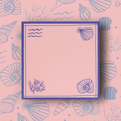 메모지 / Seashells
