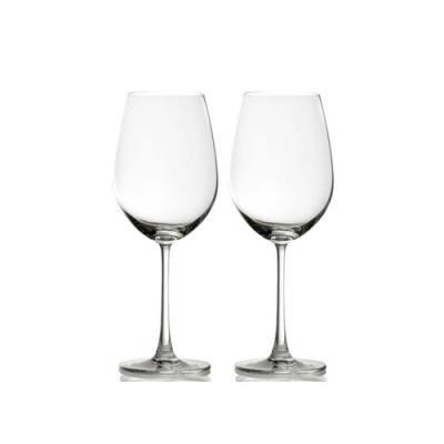 [마누크리스탈]테이블세팅시 세련된 크리스탈 G061-3520 와인잔(2P)보르도버건디와인잔