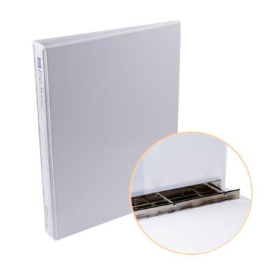 (흰투명)백색사다리바인더 3cm (개) 126535