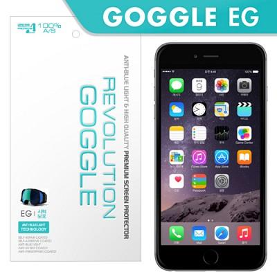 [프로텍트엠/PROTECTM] 아이폰6 플러스 iPhone6 plus 5.5인치 레볼루션고글 안티블루라이트 시력보호 액정보호필름