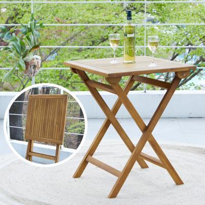[리비니아]버티칼 야외용 접이식 사각테이블
