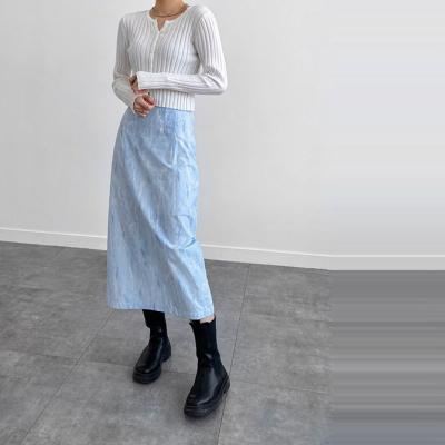 Mable Long Skirt