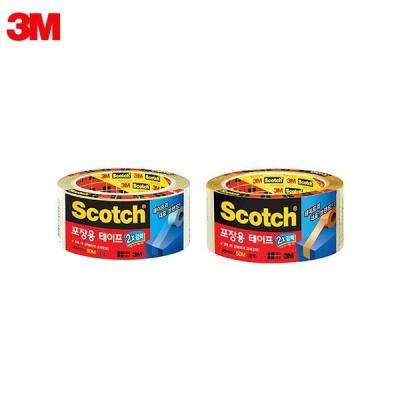 3M 스카치 포장용 테이프 3615 [00031927]