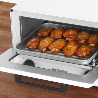 [제니퍼룸] 컴팩트 오븐 토스터 JR-OT12WB 화이트