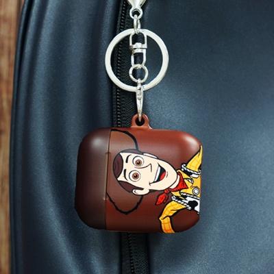 토이스토리4 정품 에어팟케이스 철가루스티커 345버즈