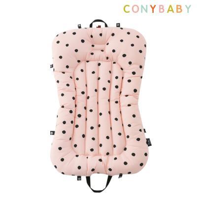 [CONY]순면휴대용아기침대(핑크)