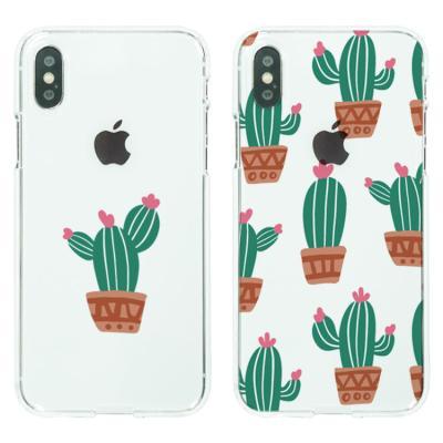 아이폰X케이스 Cactus 소프트젤리케이스