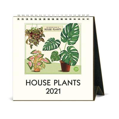 2021년 데스크캘린더 House Plants