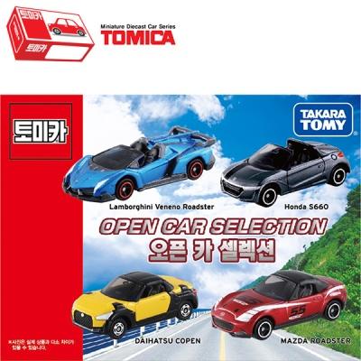 토미카 기프트 오픈 카 셀렉션 OPEN CAR SELECTION