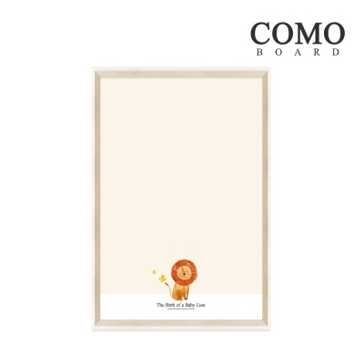 [꼬메모이]꼬모보드 베이비레오 M / 칠판 자석 유아