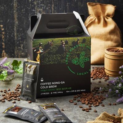 커피농가 더치커피 7종 세트