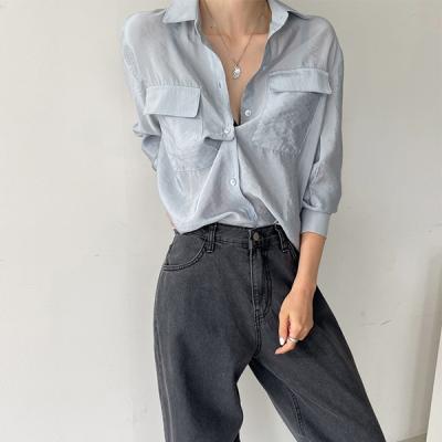 Colette Pocket Shirts