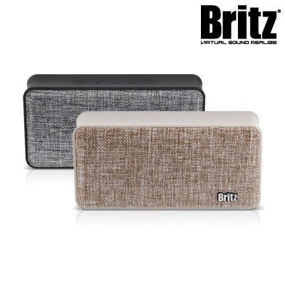 브리츠 휴대용 블루투스 어반클래식 스타일 스피커 BA-FB1 (8W사운드 / 블루투스4.1 / AUX단자)