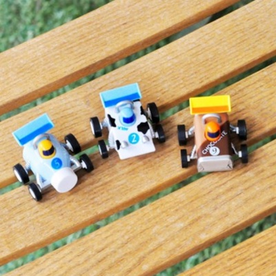 [한스] 냉장고나라 꼬마자동차 (램덤) (611HFR1MBD)
